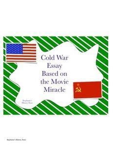 Origins of the Cold War Essay Sample - MyCloudEssay